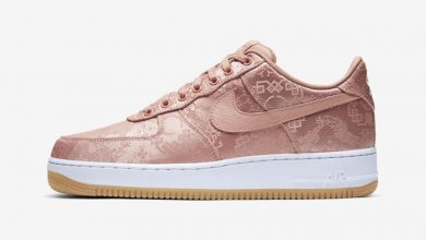 Photo of Air Force 1 Low CLOT Rose Gold Silk Release Links & Raffles