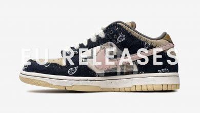 Photo of Nike SB Dunk Low Travis Scott EU Releases