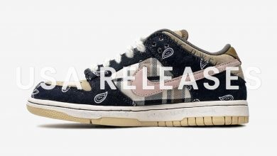 Photo of Nike SB Dunk Low Travis Scott USA Releases