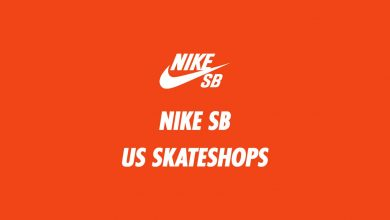 Photo of Nike SB Full List of US Skateshops