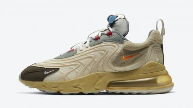 Photo of Nike Air Max 270 React Travis Scott Release Links & Raffles