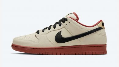 Photo of Nike SB Dunk Low Muslin Release Links & Raffles