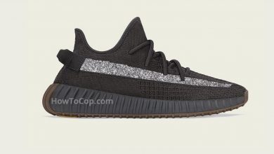 Photo of adidas Yeezy Boost 350 V2 Cinder Reflective Release Links