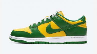 Photo of Nike Dunk Low SP Brazil Raffles