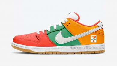 Photo of Nike SB Dunk Low 7 Eleven Raffles