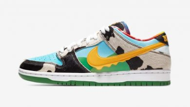 Photo of Nike SB Dunk Low Ben & Jerry's Chunky Dunky Raffles
