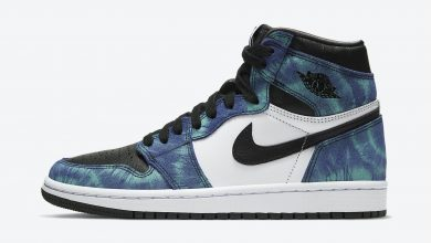 Photo of Air Jordan 1 High OG Tie Dye WMNS USA Release Links