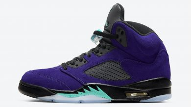 Photo of Air Jordan 5 Alternate Grape Raffles & Release Links