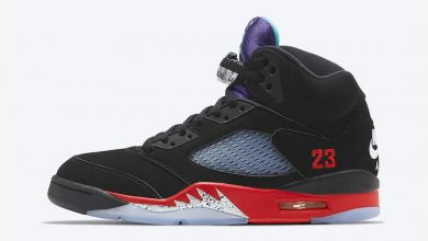 Photo of Air Jordan 5 Top 3 Raffles
