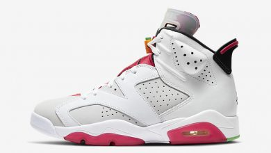 Photo of Air Jordan 6 Retro Hare USA Release Links