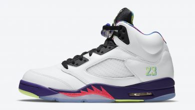 Photo of Air Jordan 5 Bel-Air Ghost Green Raffles & Release Links