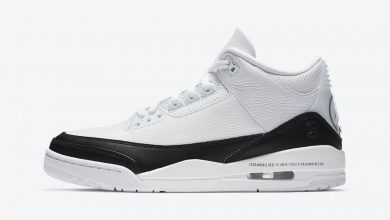 Photo of Air Jordan 3 Fragment Raffles & Release Links