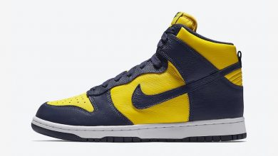 Photo of Nike Dunk High Michigan Raffles & Release Links