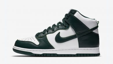 Photo of Nike Dunk High Green Raffles & Release Links