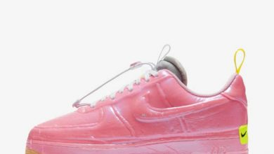 Photo of Nike Air Force 1 Experimental 'Racer Pink' Raffles & Release Links