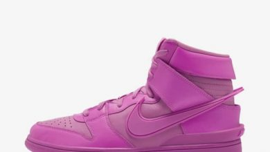 Photo of Nike Dunk High x AMBUSH 'Cosmic Fuchsia' Raffles & Release Links