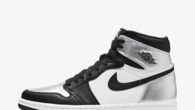 Photo of Air Jordan 1 Retro High Silver Toe (W) Raffles & Release Links